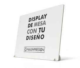MAXIMPRESION DISPLAY DE MESA HORIZONTAL